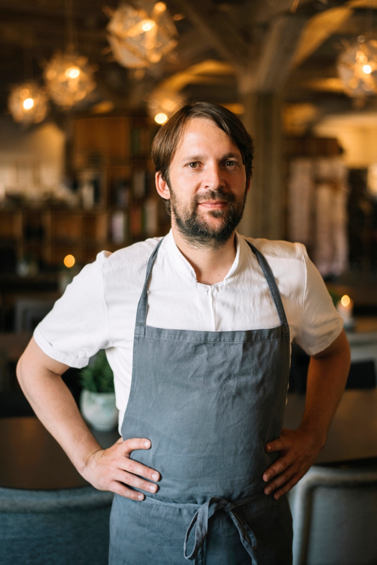 Rene Redzepi. Photo: HdG photography
