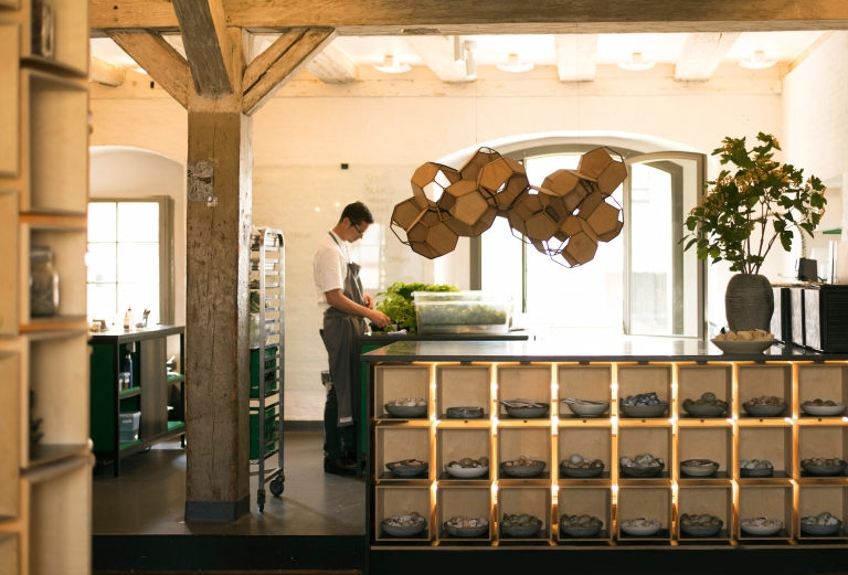 Noma's experimental kitchen. Photo: HdG photography by LLP