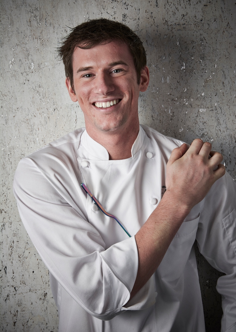 Adam Handling. Photo: courtesy of Adam Handling